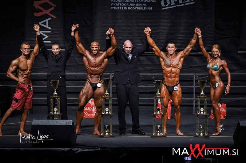 Maxximum Open 2017 OVERALL Winners