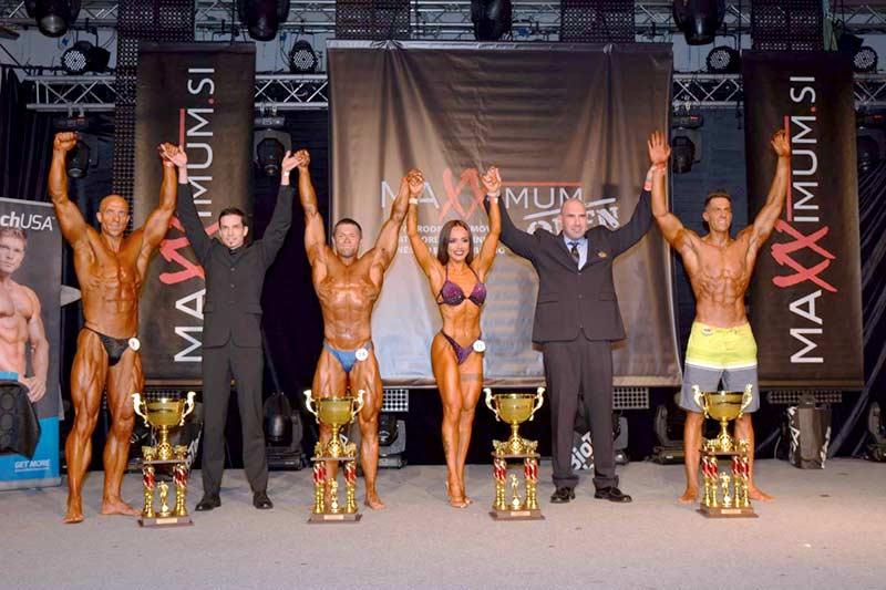 Maxximum OPEN 2018 OVERALL Winners